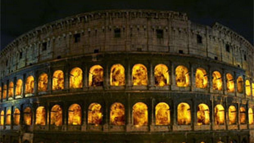 Según la profecía, el Coliseo sería uno de los monumentos que quedaría destruido por el seísmo. Vídeo: Informativos Telecinco.