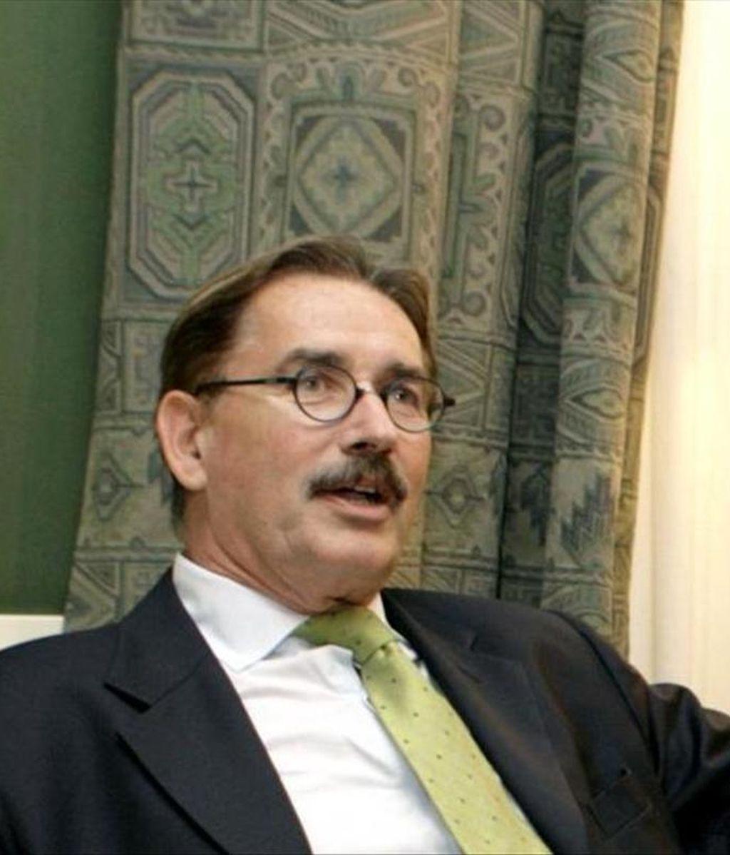 El cónsul de Alemania en Las Palmas, Peter Christian Haucke. EFE/Archivo