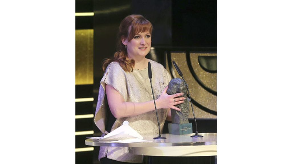 La directora Patricia Font, Goya al Mejor Cortometraje de Ficción