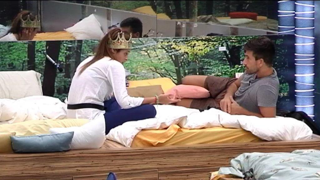 Susana le cuenta a Igor que J.Carlos y Kristian quisieron ponerla en su contra