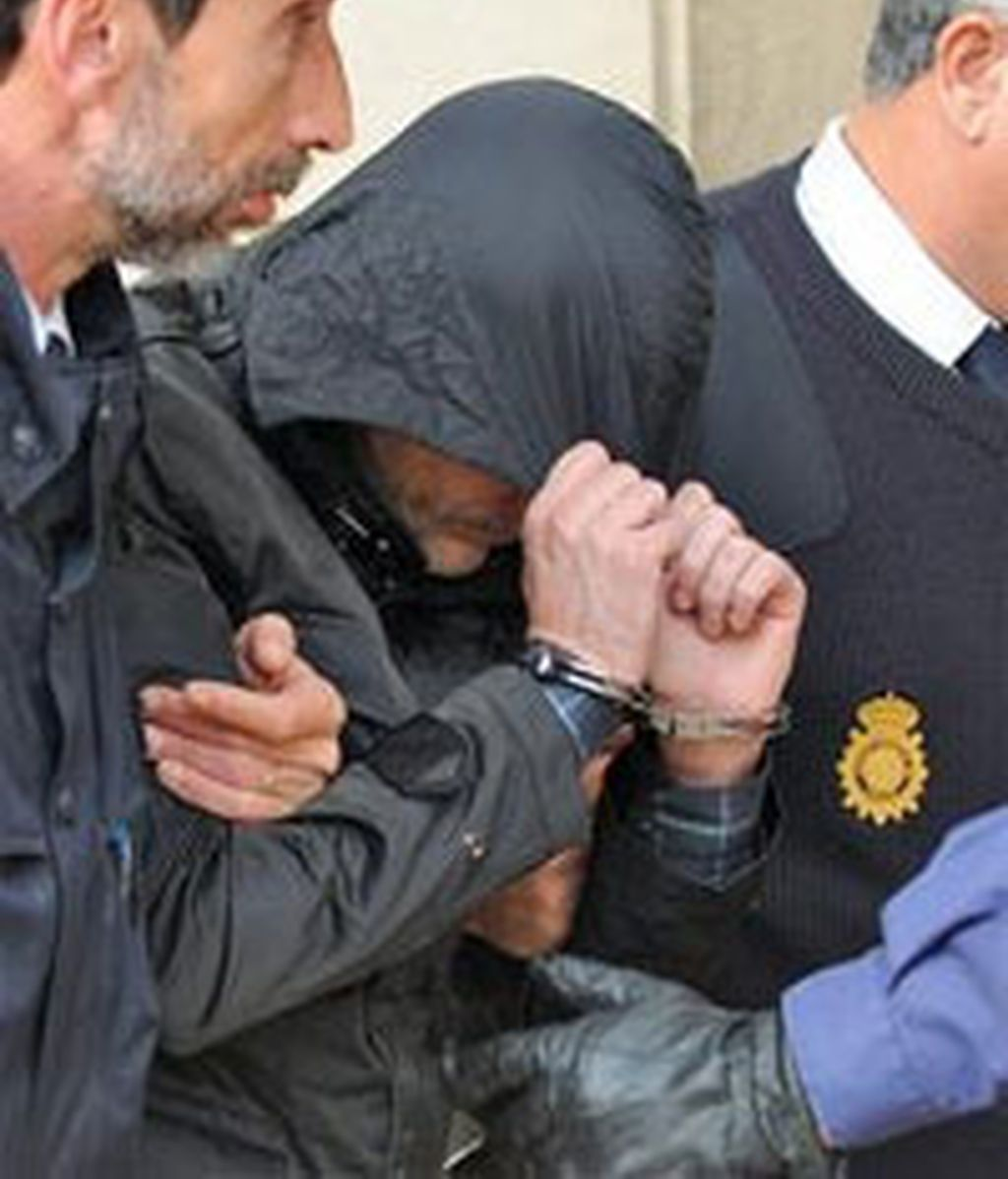 Francisco Javier D.M. permanece encarcelado desde el 17 de febrero . Foto: EFE.
