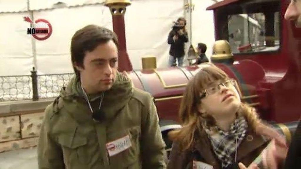 Lucía y Miguel se estrenan con acierto