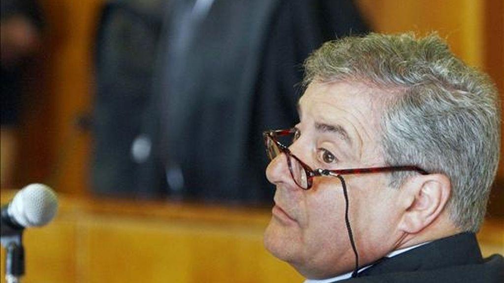 El secretario del consejo de administración de Sniace, Miguel Gómez de Liaño. EFE/Archivo