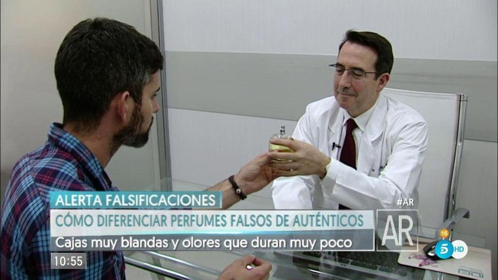 Perfumes y cosméticos: Los productos falsificados que ponen en riesgo la salud