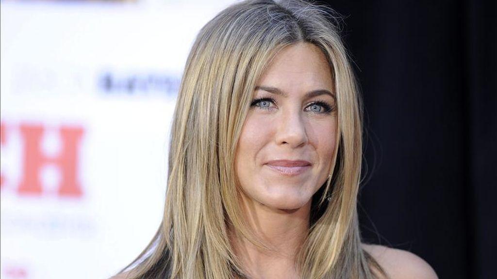 """La protagonista de la exitosa serie de televisión """"Friends"""" señaló que quería que """"esta fragancia fuera como una especie de biblioteca de recuerdos olorosos personales"""". EFE/Archivo"""