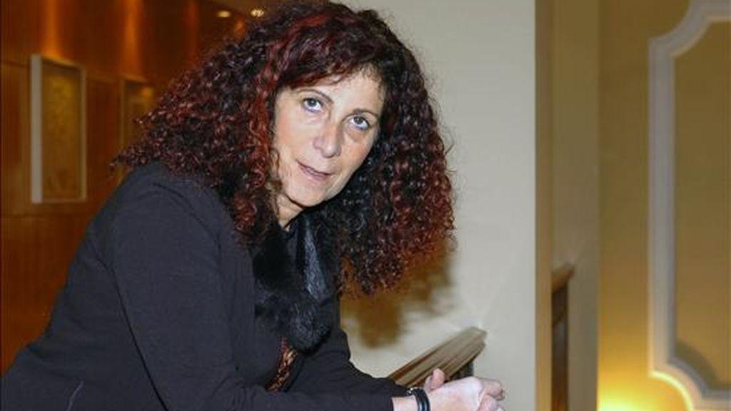 """La cineasta argentina María Victoria Menis, directora de la película """"La cámara oscura"""". EFE/Archivo"""