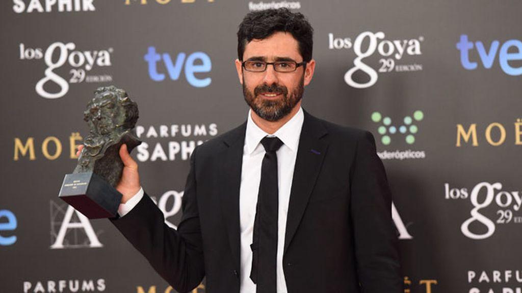 Álex Catalán, Goya a Mejor Dirección de Fotografía por 'La isla mínima'