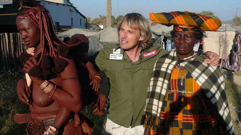 Jesús Calleja: Namibia