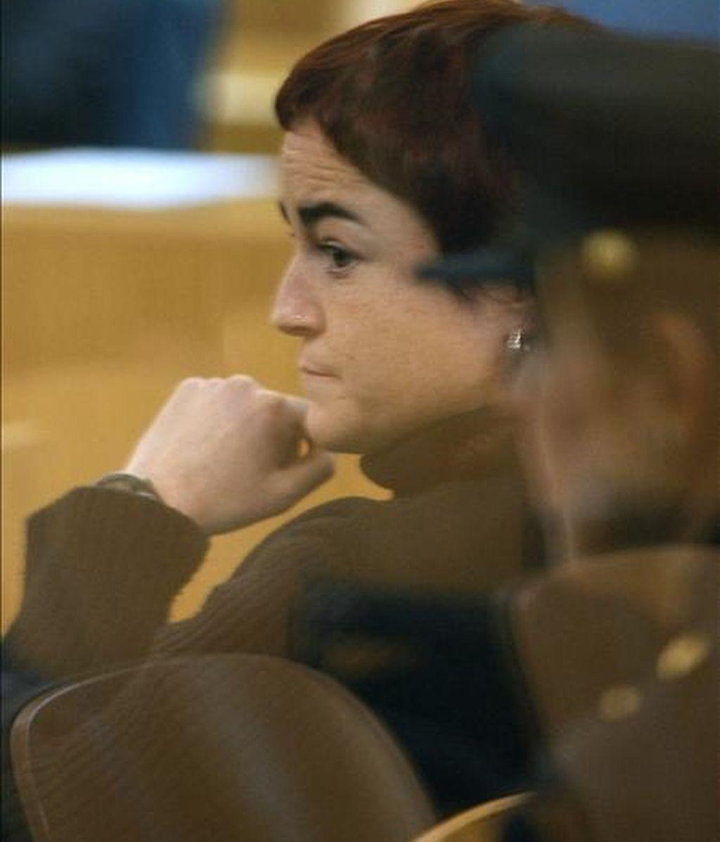 El fiscal ha reclamado hoy al Tribunal Supremo (TS) que confirme la condena de diez años de prisión que la Audiencia Nacional impuso a la etarra Nerea Garaizar por planear el asesinato en 2001 del entonces presidente de la Xunta de Galicia, Manuel Fraga, mediante la explosión de un coche-bomba. EFE