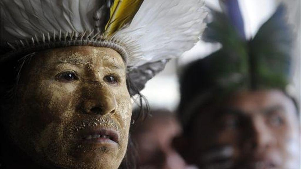El taller del organismo regional fue inaugurado por el secretario general de la CAN, Freddy Elhers, quien resaltó la participación activa de representantes de pueblos indígenas, en un tema que tiene un valor estratégico para el desarrollo sostenible de los países andinos, según se señala en una nota oficial del organismo. EFE/Archivo