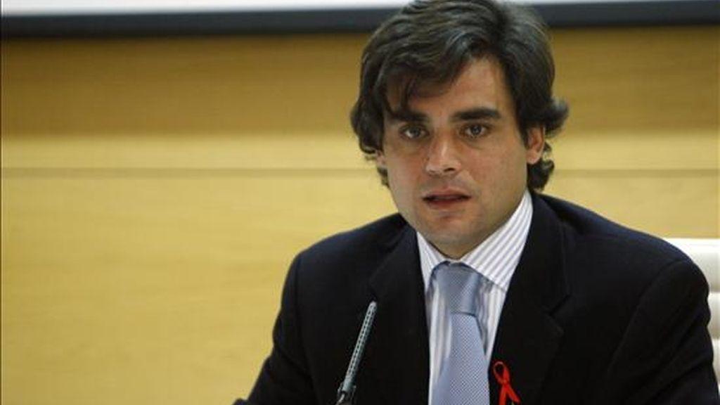 El consejero de Sanidad de la Comunidad de Madrid, Juan José Güemes. EFE/Archivo
