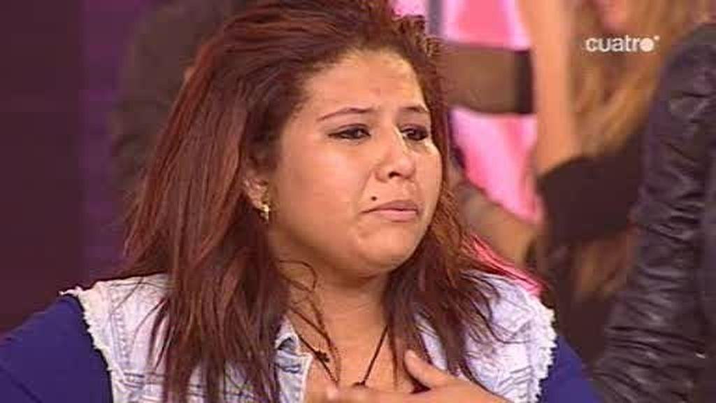 La ardiente Adriana abandona la escuela