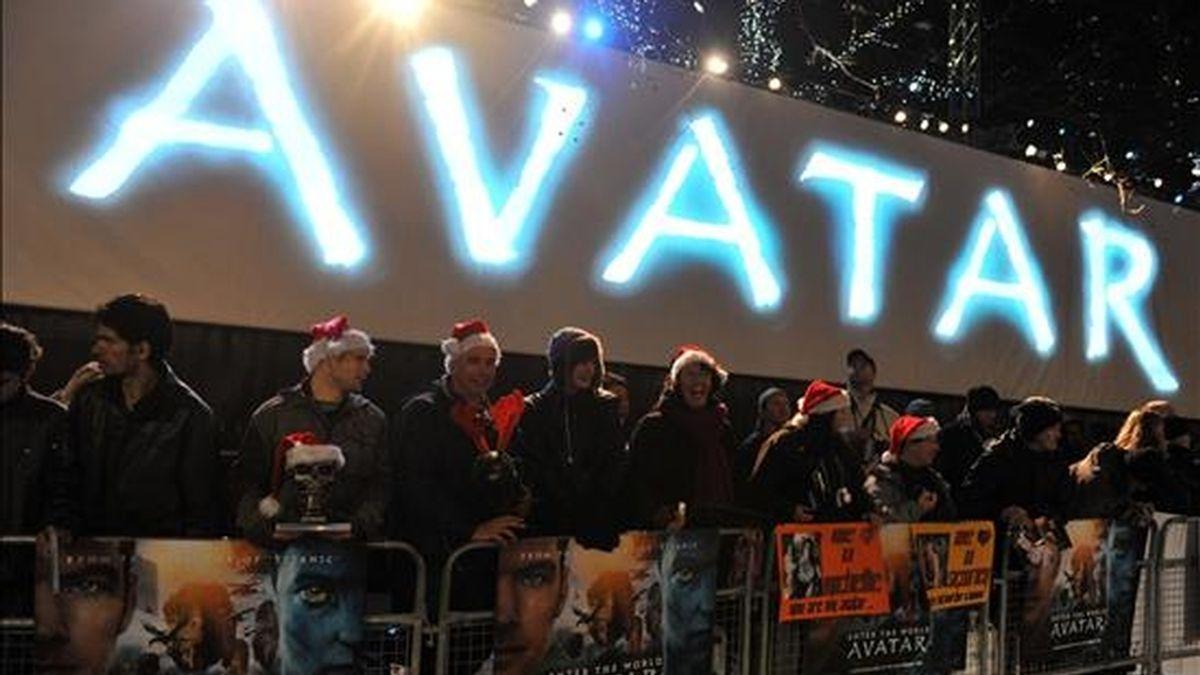 """""""Avatar: Special Edition"""" llegará a las pantallas de EE.UU. el 27 de agosto, a Argentina el 16 de septiembre, un día después a España y se podrá ver en México a partir del 15 de octubre. EFE/Archivo"""