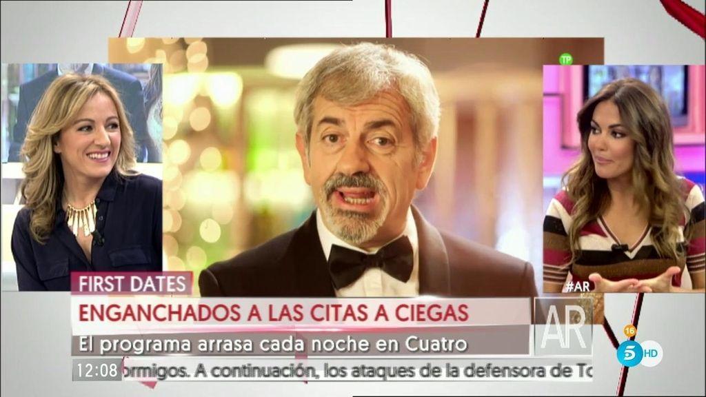 """Sobera 'avisa' al novio de Lara Álvarez: """"Quien fue a Sevilla, perdió su silla"""""""