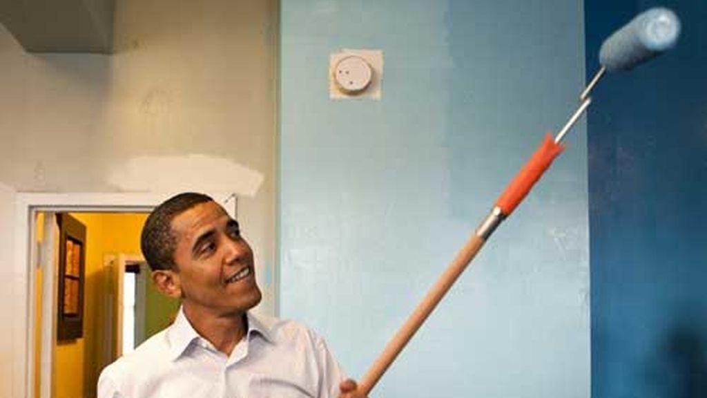 Obama recuerda a Luther King