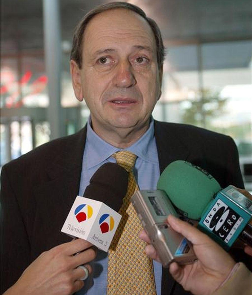 En la imagen, Javier Aríztegui. EFE/Archivo