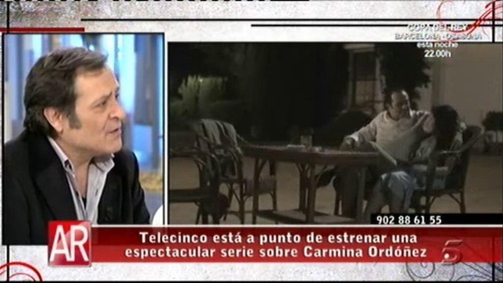"""Santiago Meléndez:""""No creo que Carmina llevara la vida que Antonio Ordóñez quería"""""""