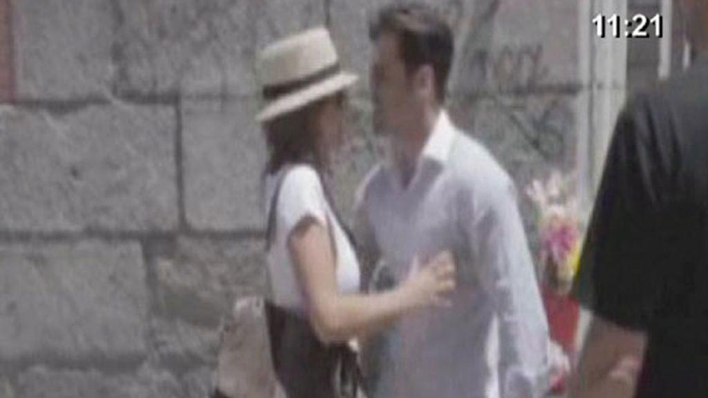 Busta y Paula derrochan amor