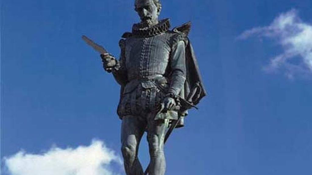 La ciudad de Cervantes