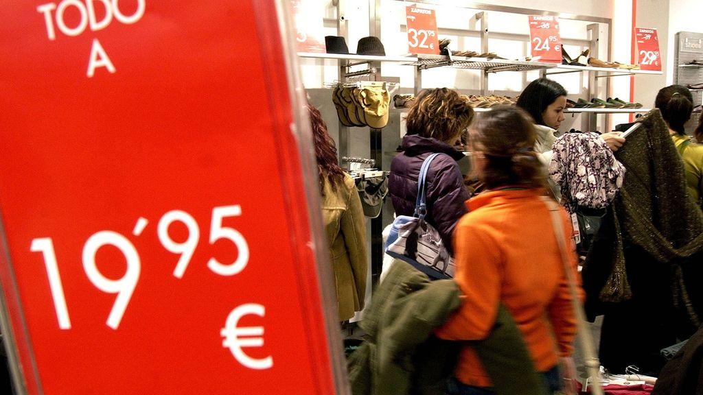La confianza del consumidor sigue bajando