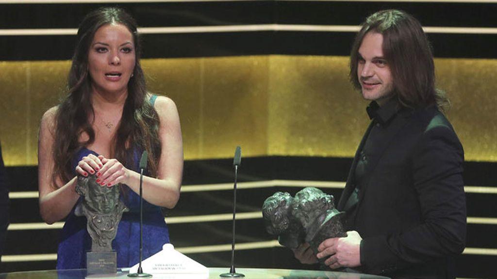 'Musarañas', Goya al Mejor Maquillaje