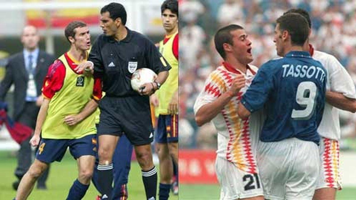 España ha sido víctima de grandes injusticias en los Mundiales