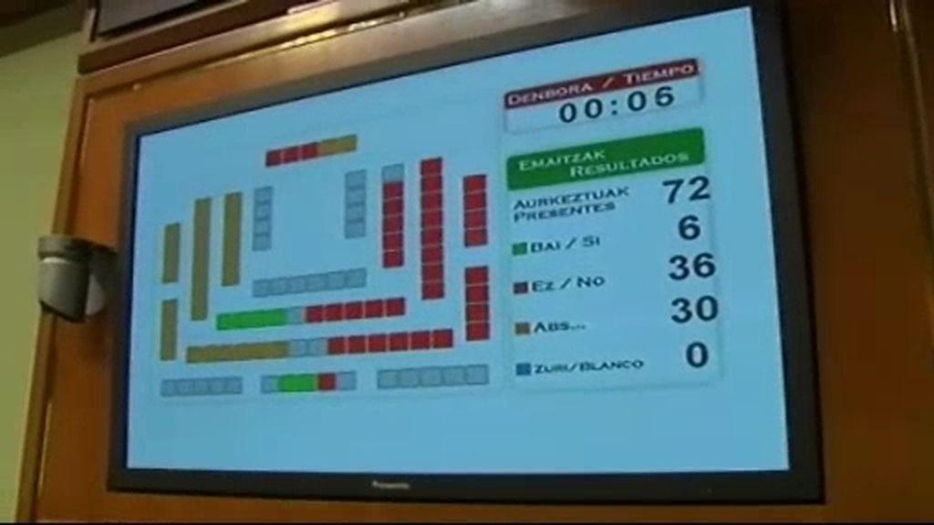 Sin debate en el País Vasco