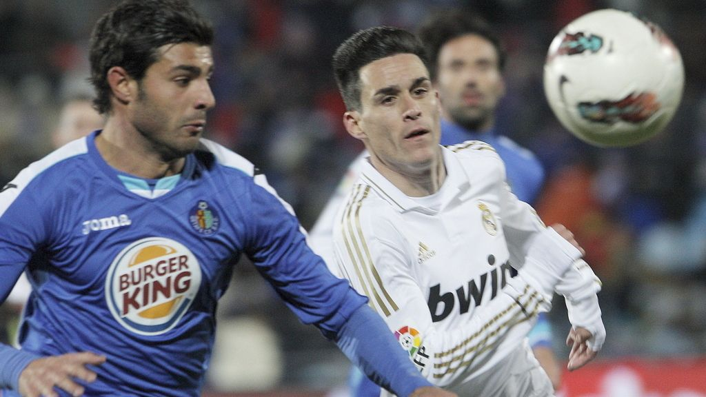Miguel Torres y José María Callejón