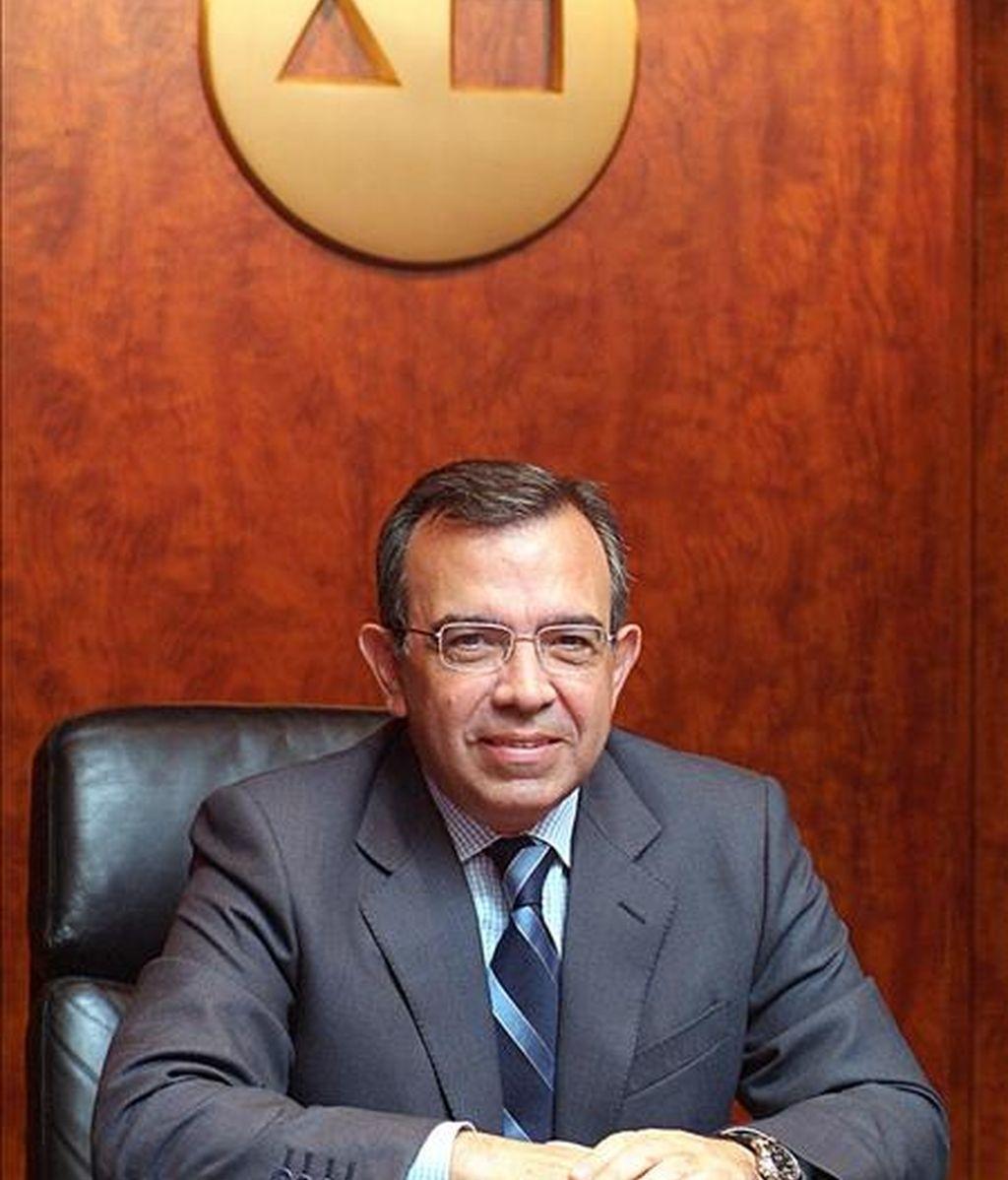 En la imagen de archivo, el director general de la entidad, Roberto López Abad. EFE