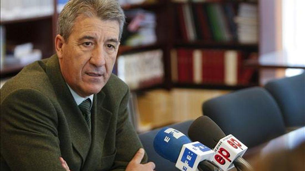 El fiscal jefe de la Fiscalía Provincial de Madrid, Eduardo Esteban Rincón. EFE/Archivo