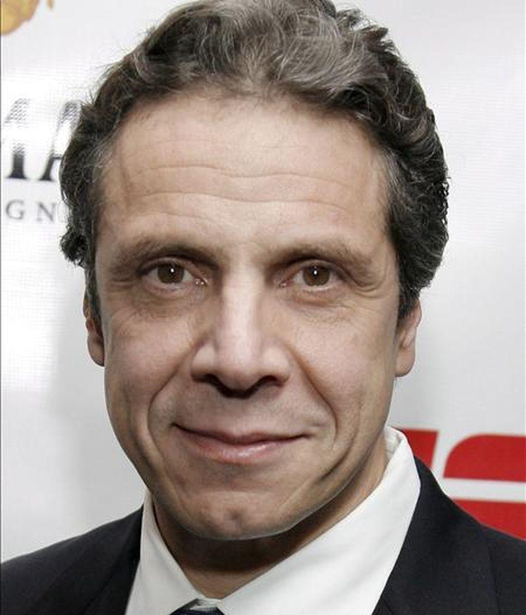 """El fiscal general de Nueva York, Andrew Cuomo califica en esa carta, divulgada hoy por varios medios, de """"sorprendente irresponsabilidad corporativa"""" la manera en que actuaron los ejecutivos de ese banco. EFE/Archivo"""