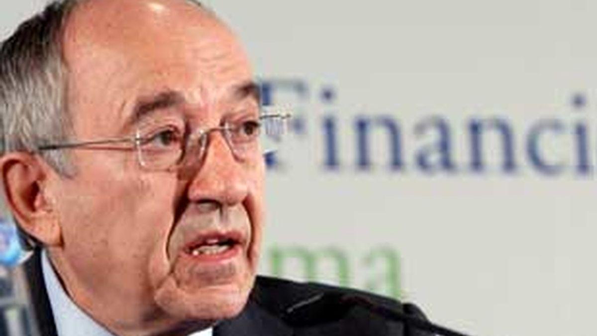 """Ordóñez ha advertido de que el sistema bancario puede convertirse en un  """"obstáculo"""" para conseguir la recuperación económica. Vídeo: ATLAS"""