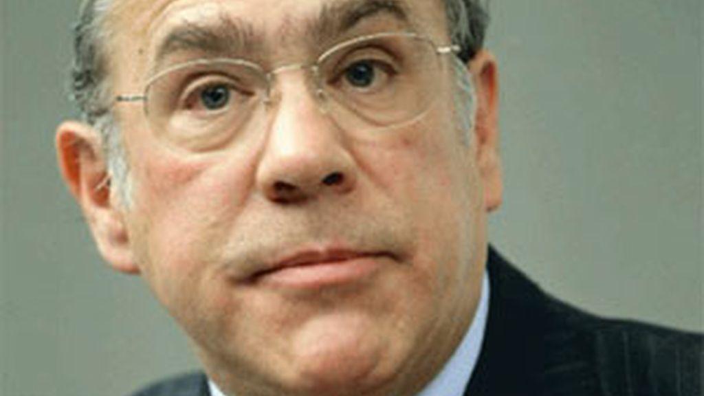 Ángel Gurría, secretario general de OCDE. Foto: EFE.