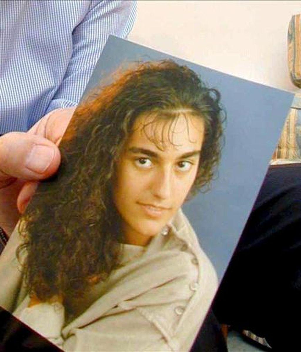 Fotografía de Eluana Engalro, la mujer italiana de 38 años que falleció hoy tras 17 años en estado vegetativo. EFE/Archivo