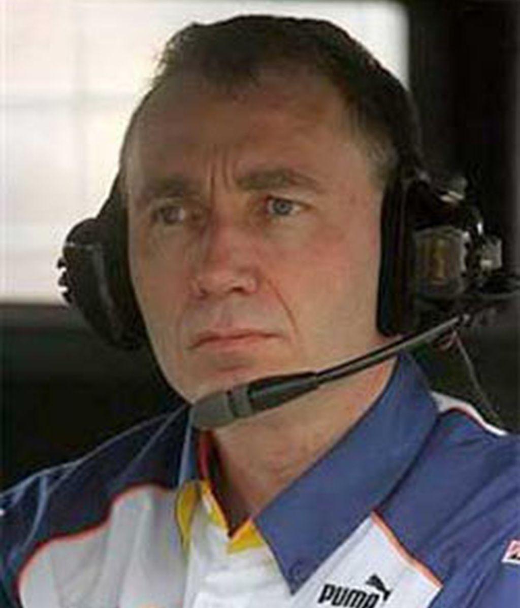 Bob Bell. Foto: F1