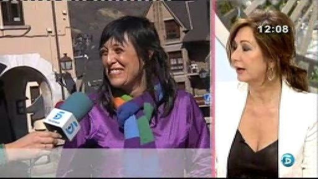 """Carmen, la madre de Hugo: """"María es monísima pero Julia no tiene nada que envidiarle"""""""