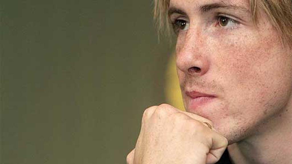 Fernando Torres. FOTO: EFE.