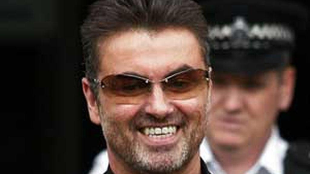 George Michael, en una imagen de archivo. Foto: AP