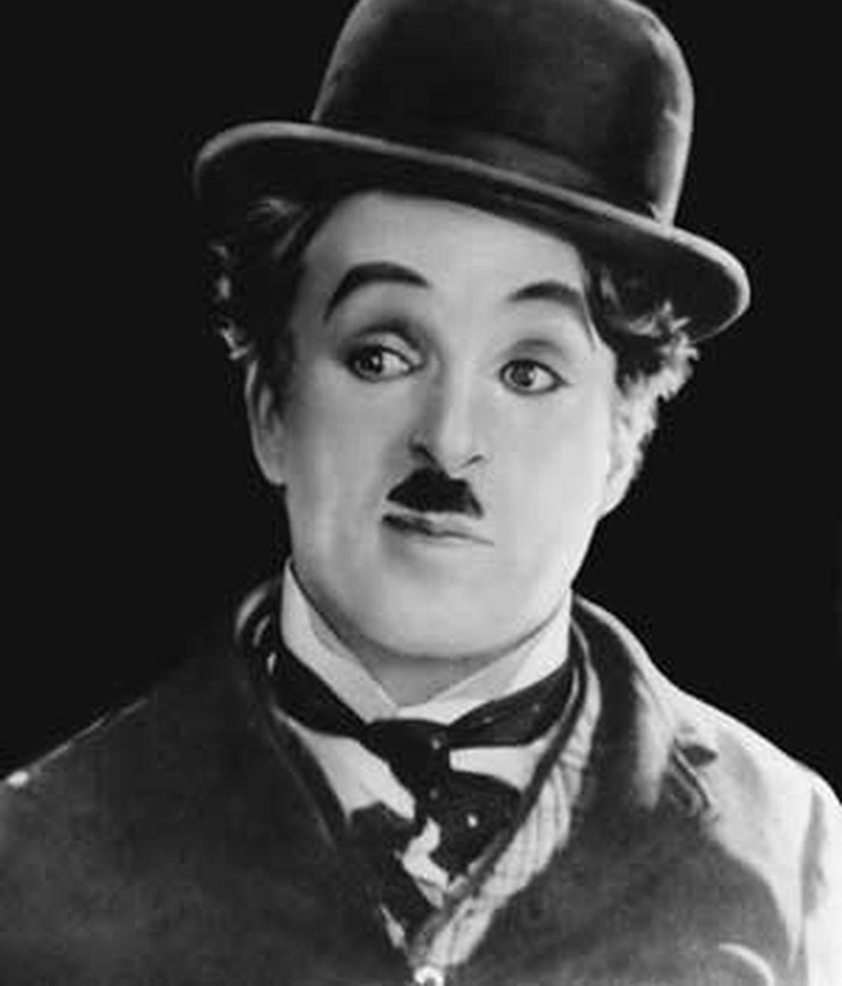 Charles Chaplin, en una imagen de archivo.