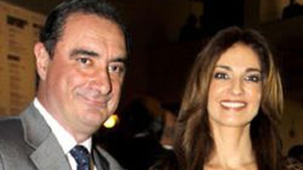 Carlos Herrera y Mariló Montero se separan. Foto: Gtres.