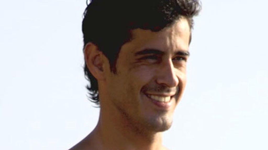 Víctor Janeiro, toreando el oleaje