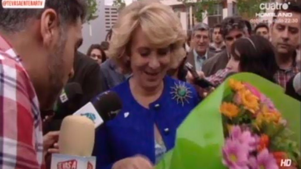 'Te vas a enterar' invita a Esperanza Aguirre a que visite el programa