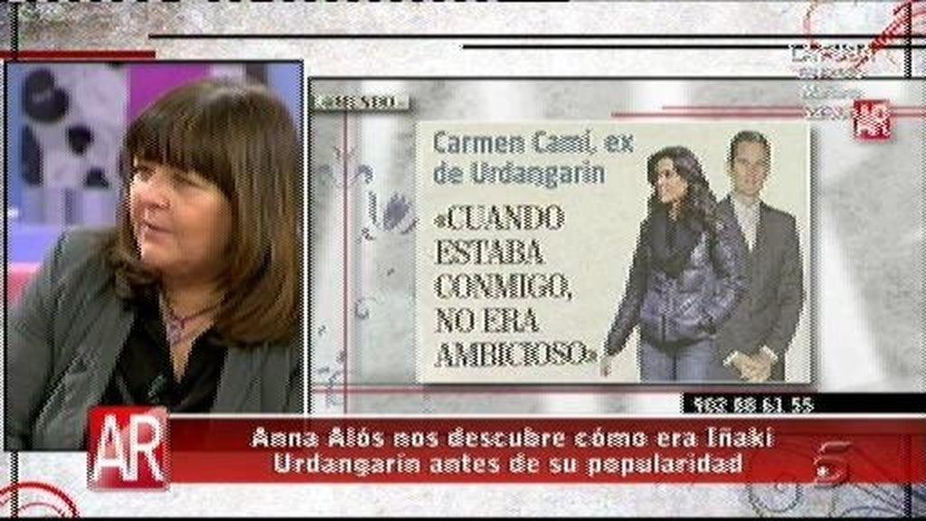 """Anna Alós: """"La infanta es una mujer cazadora"""""""