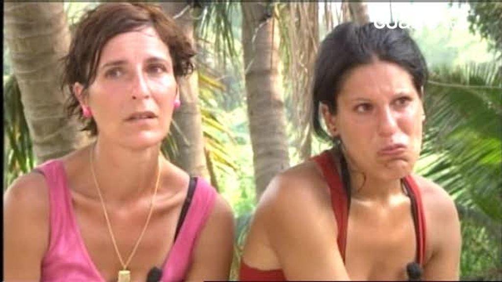 Sandra y Belinda, últimas en el séptimo rankig