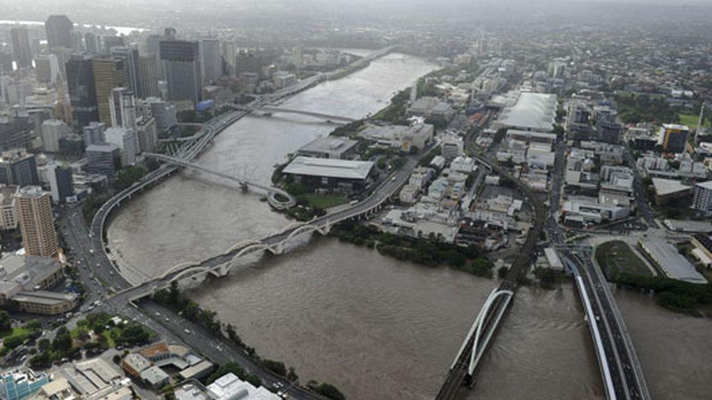 Brisbane ha sido evacuada