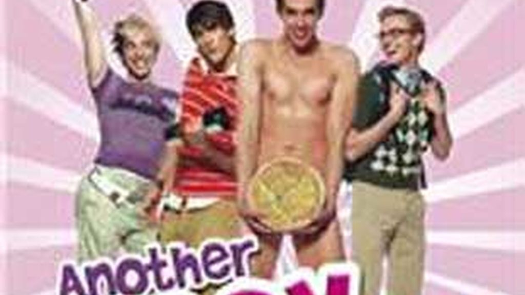 "Cartel de ""Another gay movie"""