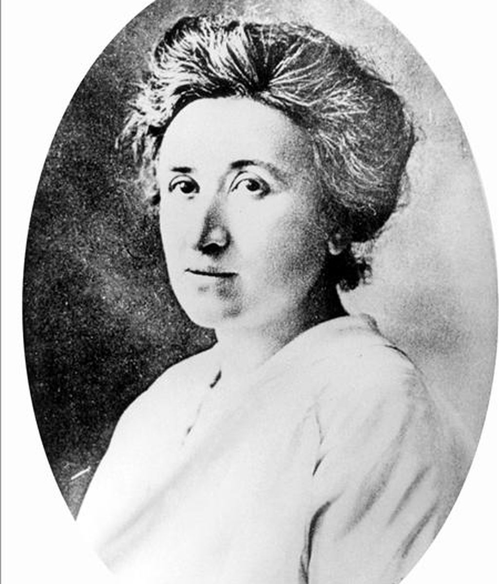 Fotografía fechada en Berlín, en 1919, de Rosa Luxemburgo fundadora, junto con Karl Liebknecht , del Partido Comunista Alemán en 1918. EFE/Archivo