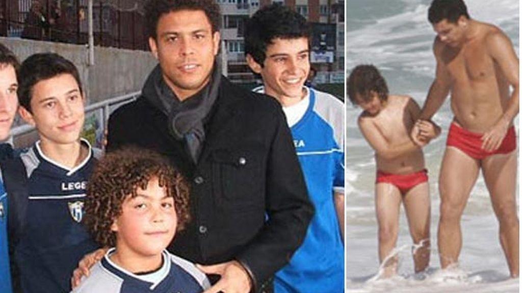 Ronaldo acaba de reconocer a su cuarto hijo