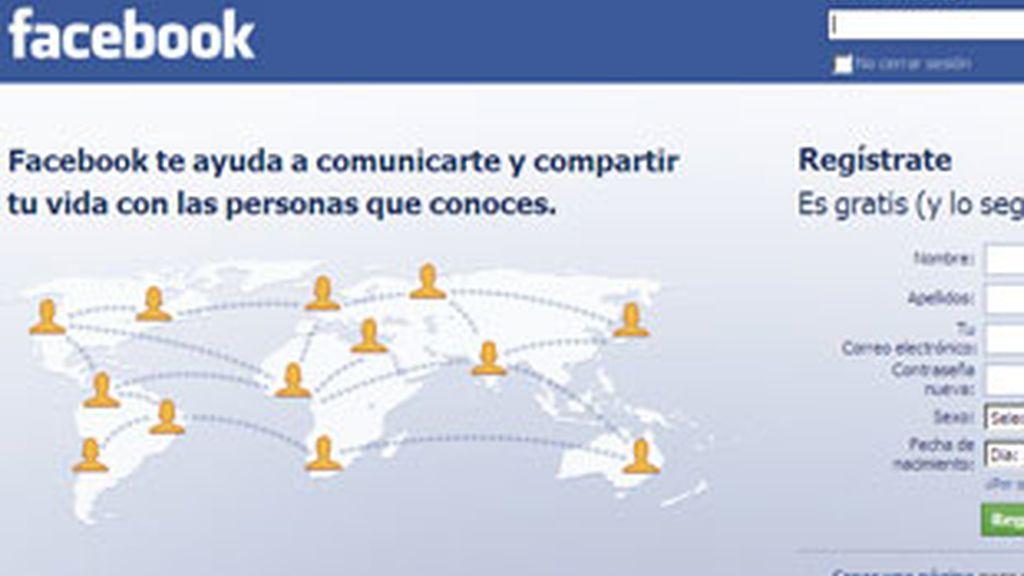 Sólo se publicaron perfiles abiertos. Foto: Facebook