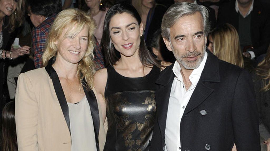 Ana Duato, Imanol Arias y Ana Merixel en Roberto Torretta